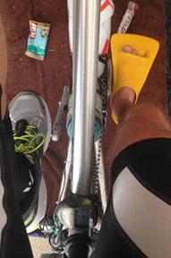 tri on a bike